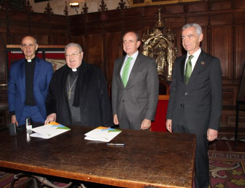 Fundación Iberdrola is to provide lighting for the interior of Palencia Cathedral