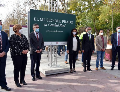The Fundación Iberdrola España brings its exhibition 'The Prado Museum in the streets' to Ciudad Real, with reproductions of its most emblematic works.